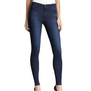 AG Farrah high rise skinny jeans in Brooke size 26